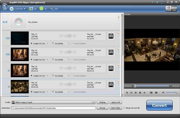 DVD Ripper Software - Best free DVD ripping tools